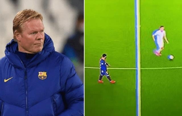 Messi bị chê lười biếng, HLV Ronald Koeman phản ứng sao? - 1