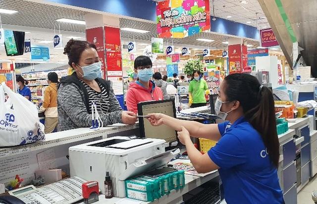Mua hàng giá giảm còn 1.000 đồng tại siêu thị Co.opmart và Co.opXtra - 1