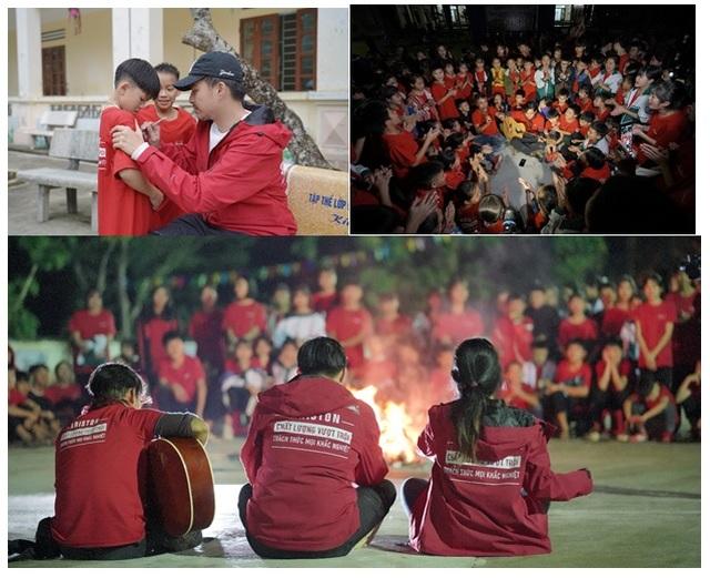 Ariston mang sự thoải mái tới hơn 1000 học sinh huyện Hoàng Su Phì - 5