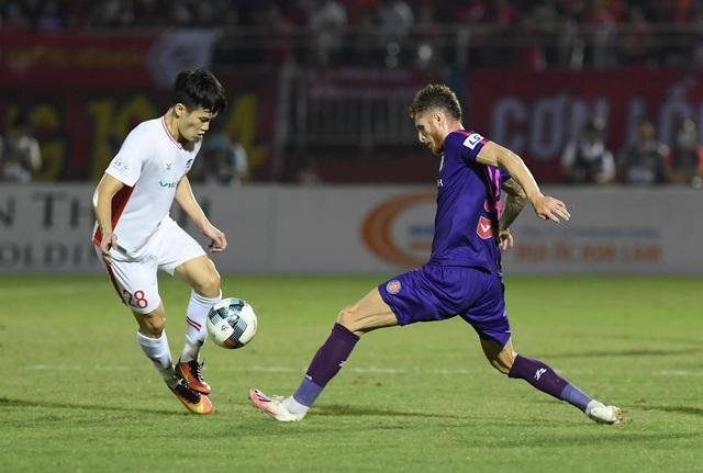 Đánh bại Sài Gòn FC, CLB Viettel vô địch V-League 2020 - 4