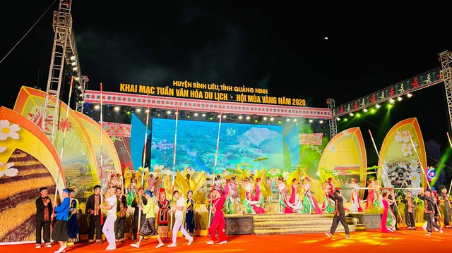 Rộn ràng Tuần Văn hóa - Du lịch và lễ khai Hội Mùa vàng Bình Liêu 2020 - 1
