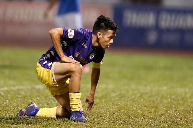 Thắng đậm Than Quảng Ninh, CLB Hà Nội về nhì tại V-League 2020 - 11