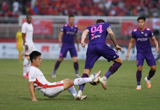 Đánh bại Sài Gòn FC, CLB Viettel vô địch V-League 2020 - 22