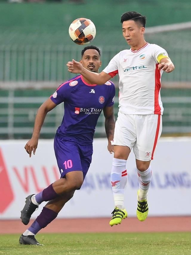 Đánh bại Sài Gòn FC, CLB Viettel vô địch V-League 2020 - 23