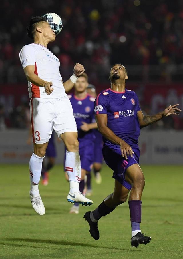 Đánh bại Sài Gòn FC, CLB Viettel vô địch V-League 2020 - 10