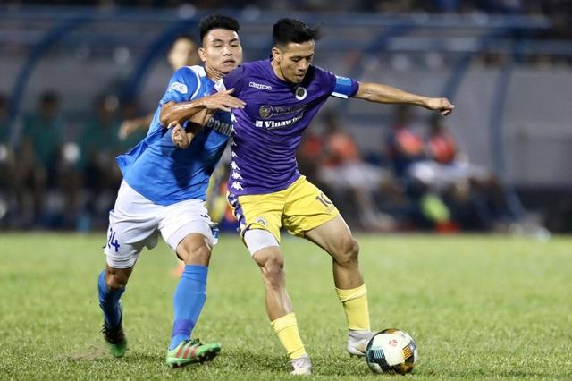 Thắng đậm Than Quảng Ninh, CLB Hà Nội về nhì tại V-League 2020 - 8