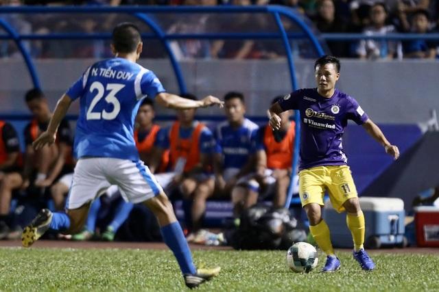 Thắng đậm Than Quảng Ninh, CLB Hà Nội về nhì tại V-League 2020 - 13
