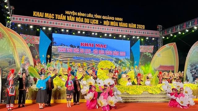 Rộn ràng Tuần Văn hóa - Du lịch và lễ khai Hội Mùa vàng Bình Liêu 2020 - 2
