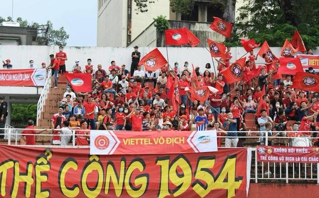Đánh bại Sài Gòn FC, CLB Viettel vô địch V-League 2020 - 25
