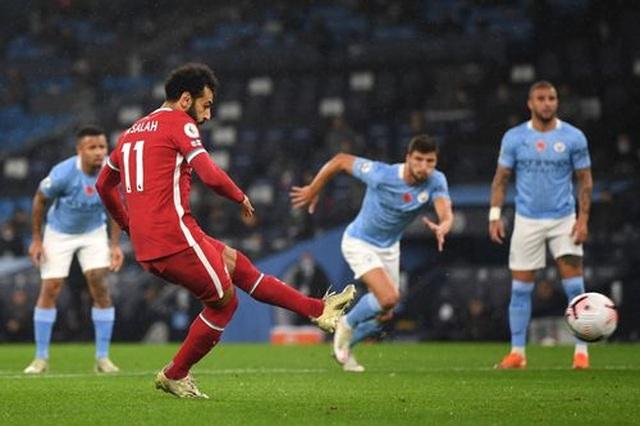 Man City 1-1 Liverpool: De Bruyne đá hỏng phạt đền - 14