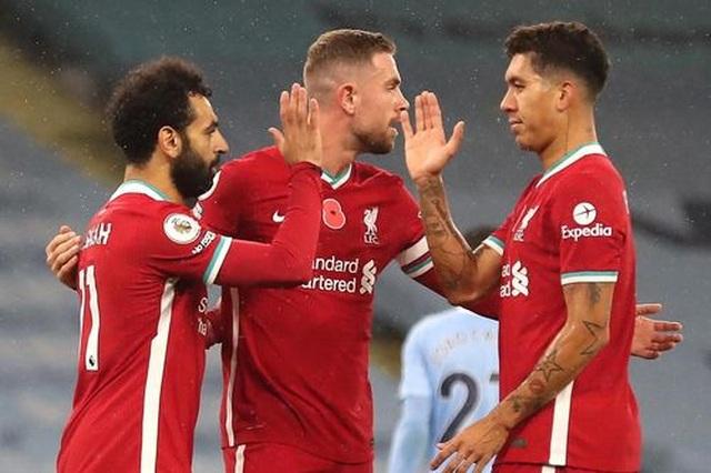 Man City 1-1 Liverpool: De Bruyne đá hỏng phạt đền - 13