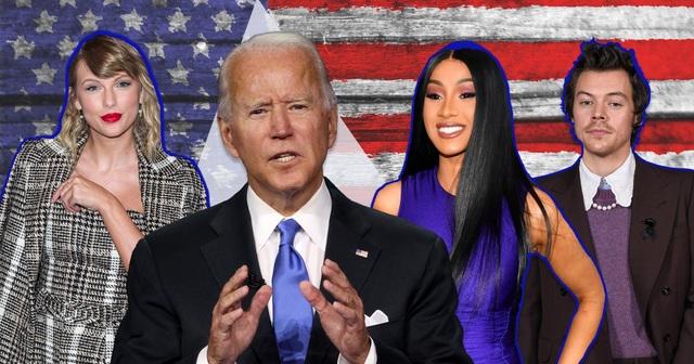 Dàn sao Hollywood chúc mừng ông Biden đắc cử tổng thống Mỹ - 1