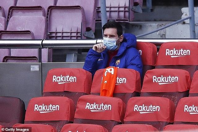 Messi lập cú đúp, Barcelona thắng đậm Real Betis - 1