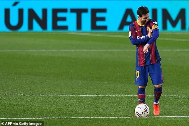 Messi lập cú đúp, Barcelona thắng đậm Real Betis - 5