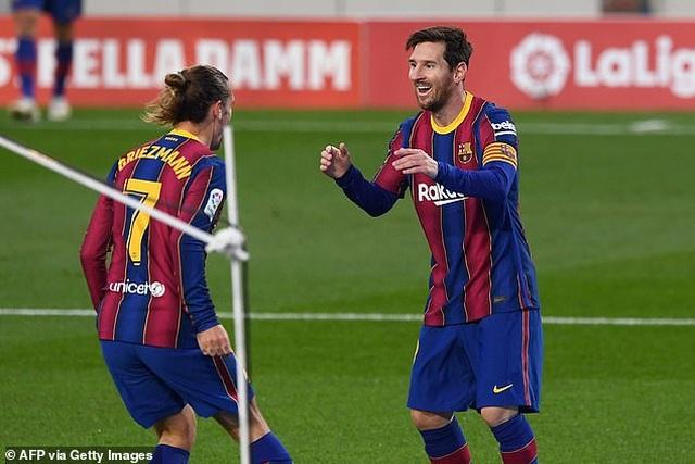 Messi lập cú đúp, Barcelona thắng đậm Real Betis - 6