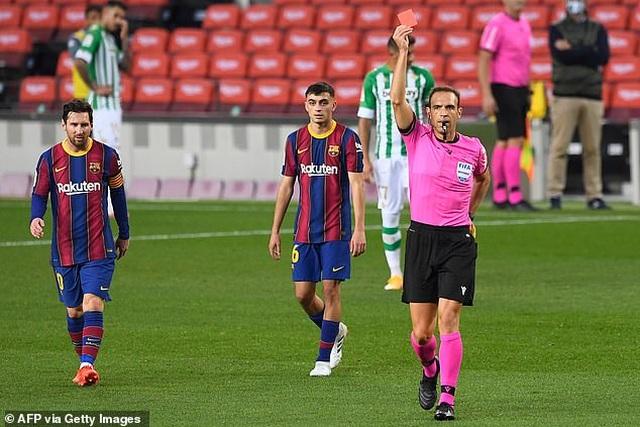 Messi lập cú đúp, Barcelona thắng đậm Real Betis - 8