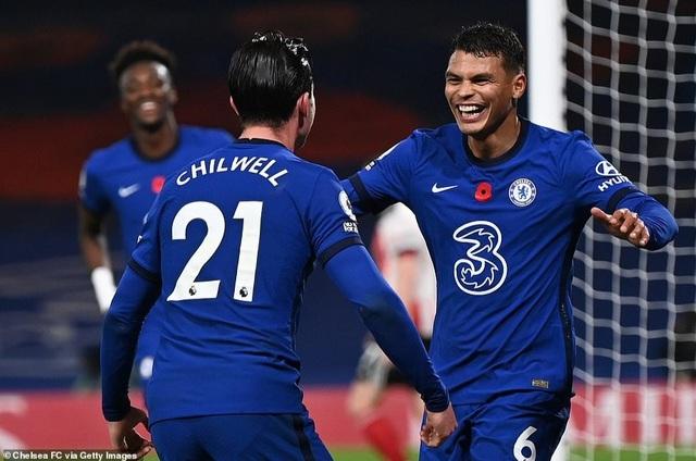 Bị thủng lưới sớm, Chelsea vẫn dễ dàng vùi dập Sheffield Utd - 4