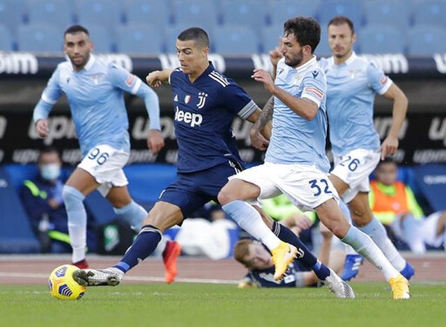 C.Ronaldo lập công, Juventus vẫn rơi điểm đau đớn phút cuối - 3