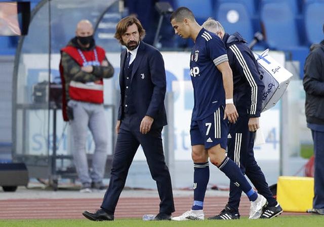 C.Ronaldo lập công, Juventus vẫn rơi điểm đau đớn phút cuối - 4