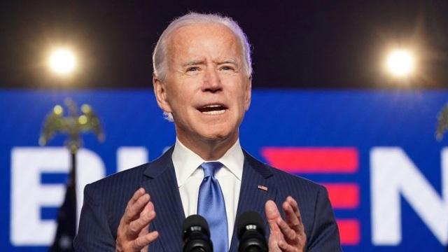 Lãnh đạo thế giới đồng loạt chúc mừng ông Biden đắc cử tổng thống