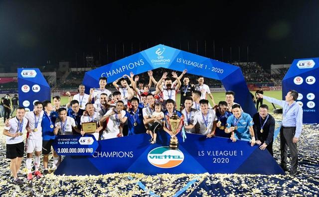 V-League kết thúc trọn vẹn, nhiều giải Đông Nam Á chưa hoàn tất - 1