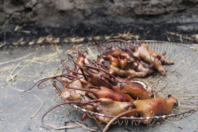 """Kỳ lạ làng """"nghiện"""" ăn thịt chuột ở Hà Nội, trẻ em và phụ nữ đều thích mê - 4"""