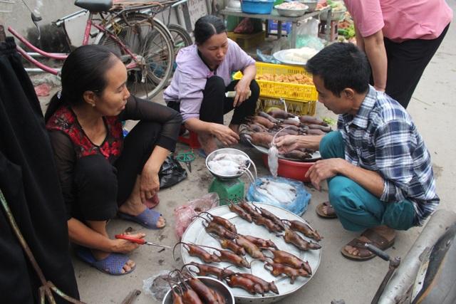 """Kỳ lạ làng """"nghiện"""" ăn thịt chuột ở Hà Nội, trẻ em và phụ nữ đều thích mê - 11"""