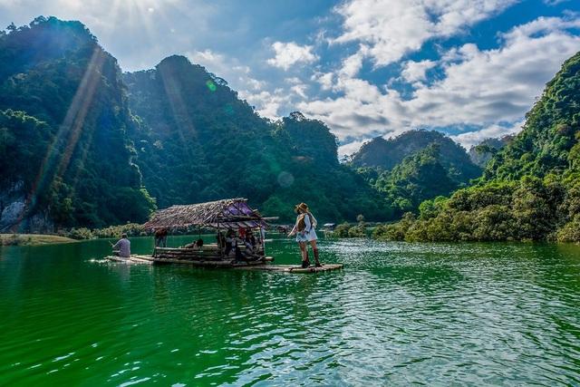 """Miền thảo nguyên xanh đẹp tựa """"tiên cảnh"""" cách Hà Nội chỉ hơn 100km - 7"""