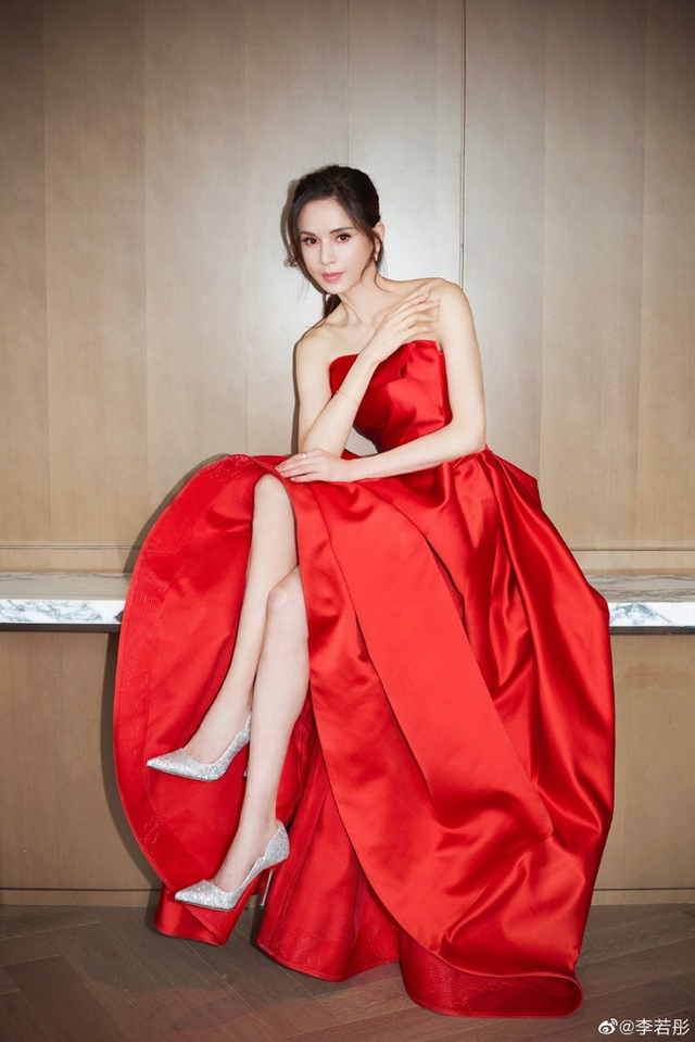 """Ngưỡng mộ vòng eo 56 cm của """"Tiểu Long Nữ"""" Lý Nhược Đồng - 12"""