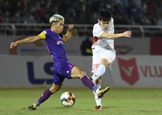 Đánh bại Sài Gòn FC, CLB Viettel vô địch V-League 2020 - 5