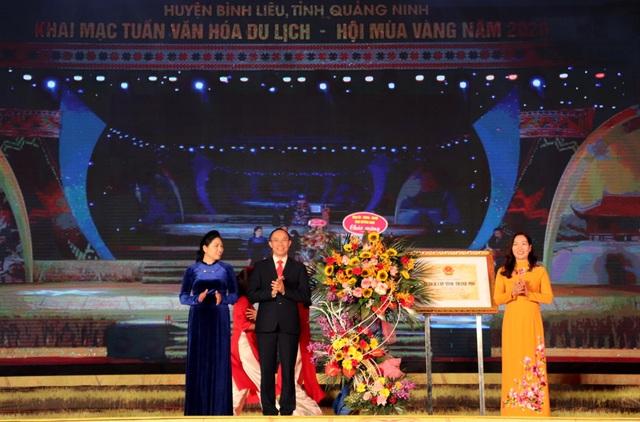 Rộn ràng Tuần Văn hóa - Du lịch và lễ khai Hội Mùa vàng Bình Liêu 2020 - 4