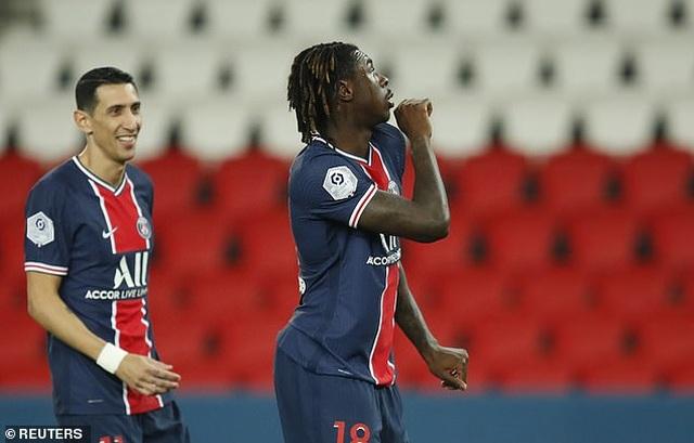Vắng Neymar và Mbappe, PSG thăng hoa nhờ Di Maria - 1