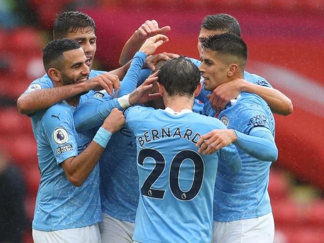 Man City - Liverpool: Cú hích quan trọng - 2