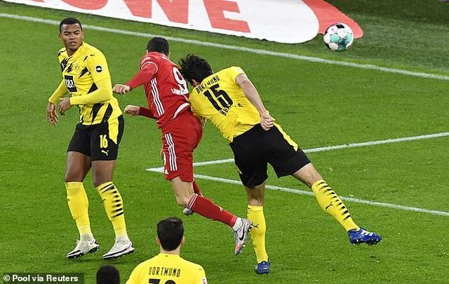 Siêu kinh điển nước Đức: Dortmund lại ôm hận trước Bayern Munich - 3