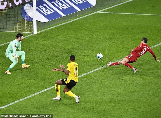 Siêu kinh điển nước Đức: Dortmund lại ôm hận trước Bayern Munich - 1