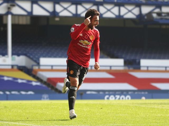 Những khoảnh khắc Man Utd vượt ải Goodison Park - 12