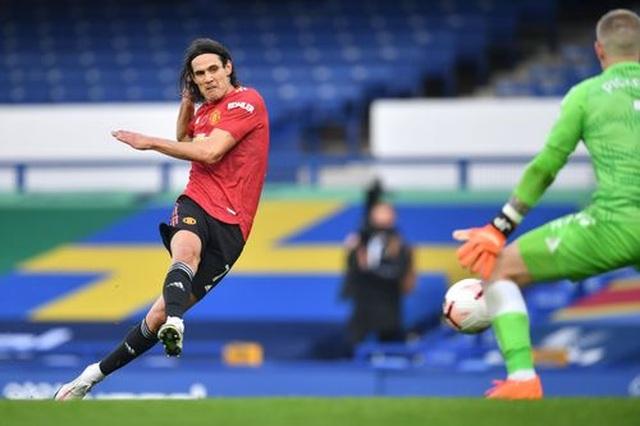 Những khoảnh khắc Man Utd vượt ải Goodison Park - 23