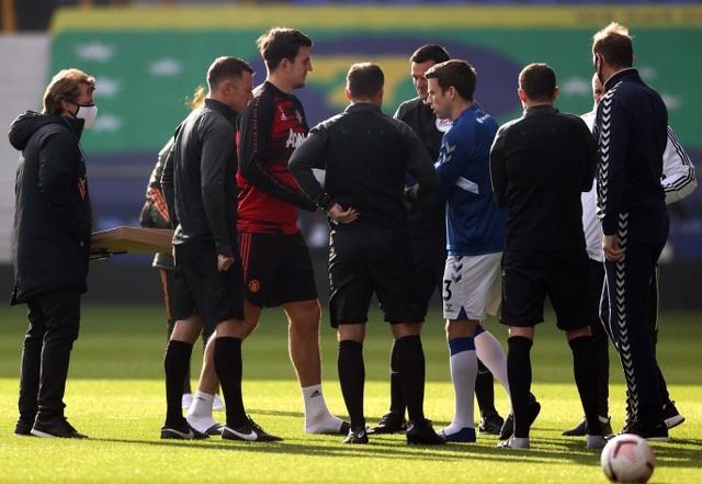Những khoảnh khắc Man Utd vượt ải Goodison Park - 2