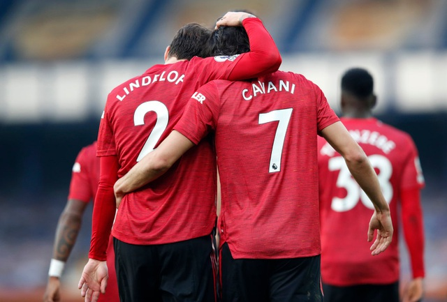 Những khoảnh khắc Man Utd vượt ải Goodison Park - 26