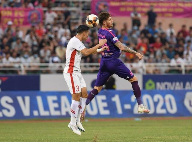 Đánh bại Sài Gòn FC, CLB Viettel vô địch V-League 2020 - 20