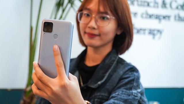 Đánh giá Realme C15: Pin tốt, hiệu năng và máy ảnh ở mức trung bình - 2