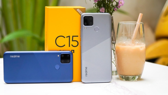 Đánh giá Realme C15: Pin tốt, hiệu năng và máy ảnh ở mức trung bình - 9