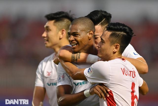 Đánh bại Sài Gòn FC, CLB Viettel vô địch V-League 2020 - 2