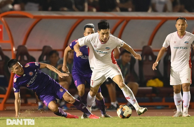 Đánh bại Sài Gòn FC, CLB Viettel vô địch V-League 2020 - 8