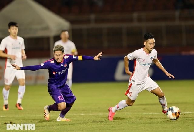 Đánh bại Sài Gòn FC, CLB Viettel vô địch V-League 2020 - 9