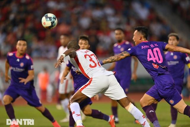 Đánh bại Sài Gòn FC, CLB Viettel vô địch V-League 2020 - 19