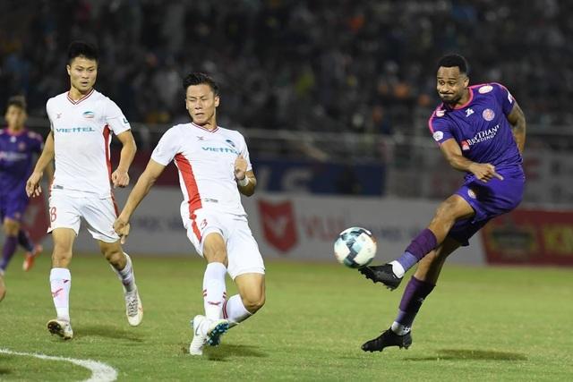 Đánh bại Sài Gòn FC, CLB Viettel vô địch V-League 2020 - 11