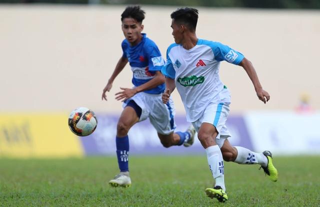 Kết thúc loạt trận đầu tiên bảng B giải bóng đá Sinh viên SV-League 2020 - 1