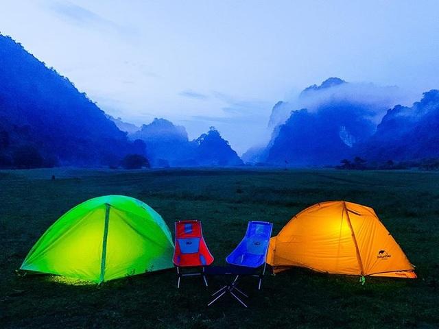 """Miền thảo nguyên xanh đẹp tựa """"tiên cảnh"""" cách Hà Nội chỉ hơn 100km - 12"""