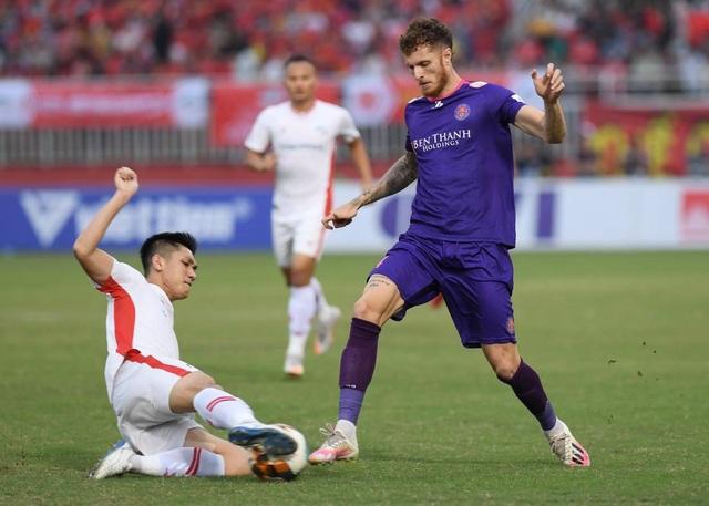 Đánh bại Sài Gòn FC, CLB Viettel vô địch V-League 2020 - 24